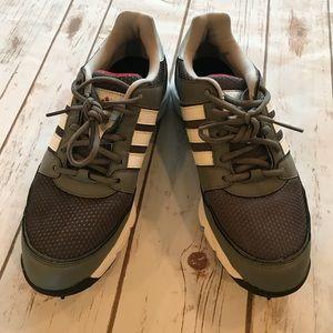 EUC Men's Adidas Golf Shoes Size 8